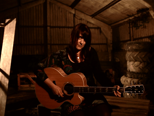 Samantha Horwill 'Caught in the Light' Music Video, Oct 2012